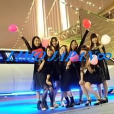 高校生学生リムジンパーティー