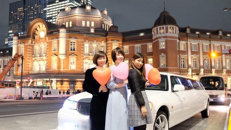 東京駅周辺イルミネーション