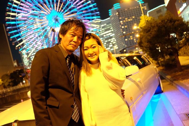 リムジンレンタルを横浜でプロポーズみなとみらい観覧車