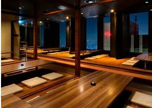 夜景レストラン新宿(心灯)リムジン