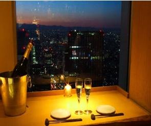 夜景レストラン新宿(響 西新宿野村ビル店)リムジン
