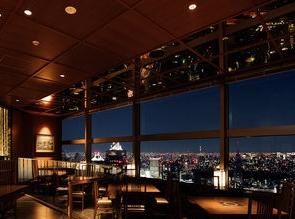 夜景レストラン池袋(松阪牛 よし田)リムジン