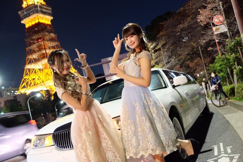 リムジンパーティー(ドレス)