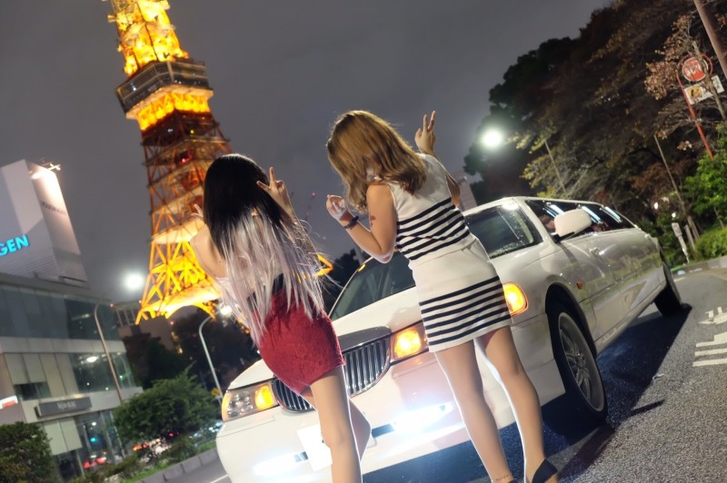 東京タワー撮影スポット