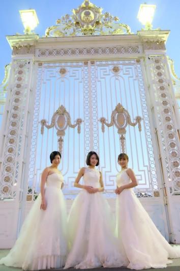 ウエディングドレス女子会(赤坂迎賓館)