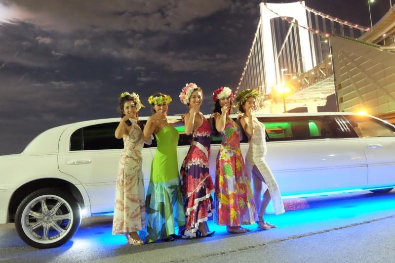 リムジンパーティー東京(女子会)