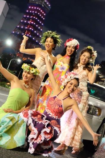 リムジンパーティー東京(東京タワー)