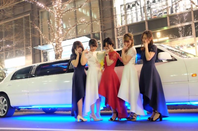 リムジンパーティー高校生 (3)