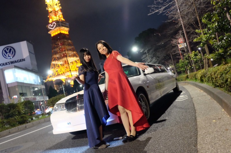 リムジンパーティー(東京タワー)