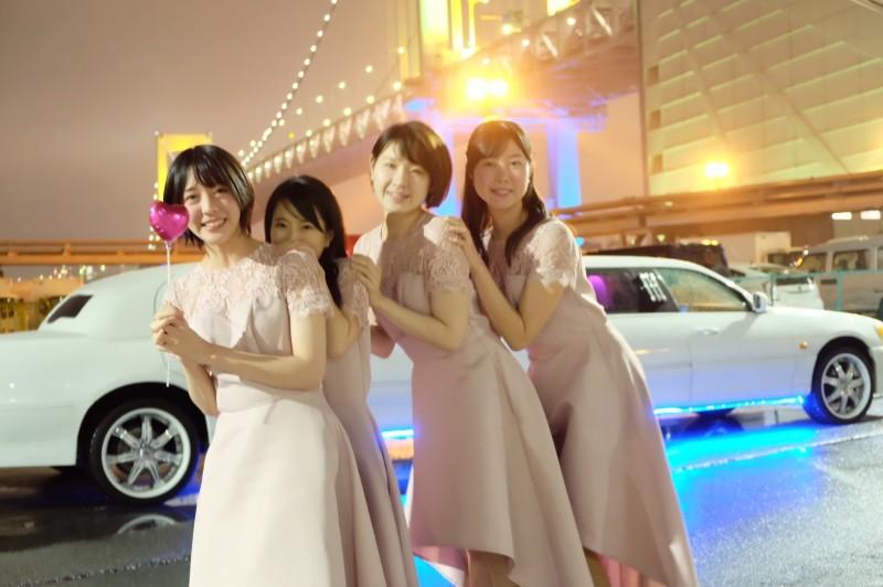 リムジン女子会 (2)