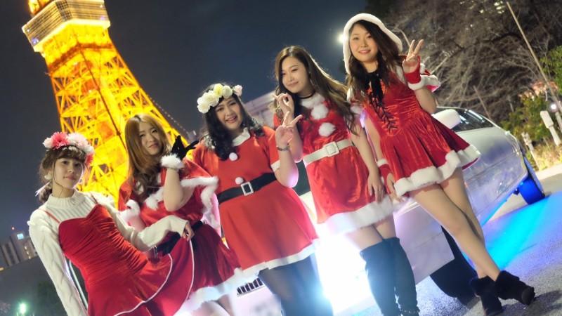 大学生クリスマスパーティー