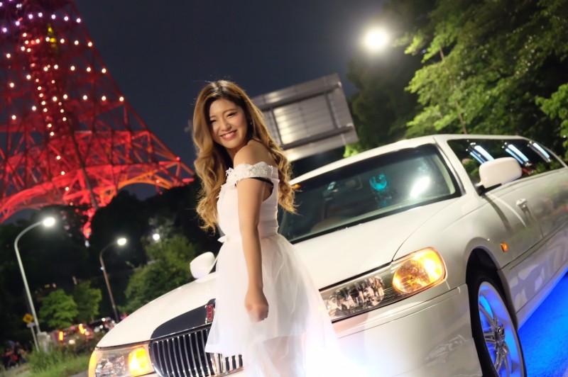 リムジンレンタルが無料のLIMO JAPAN