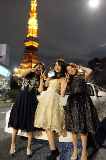 リムジン(東京タワー)