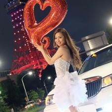 東京でリムジンレンタルでおすすめLIMO JAPANの女子会プラン