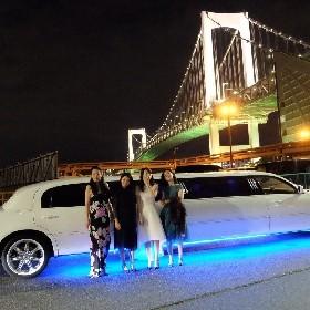 豪華VIPリムジンで豪華なひと時をお過ごし下さい。リムジン送迎東京エリア