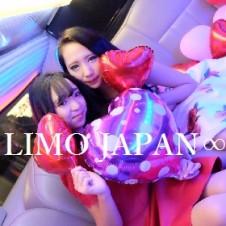 夜の東京で遊ぶなら豪華女子会パーティー!やっぱりリムジンパーティーが鉄板の遊び!