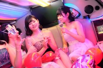 リムジンパーティー高校生 (2)