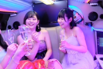 リムジンパーティー高校生 (5)