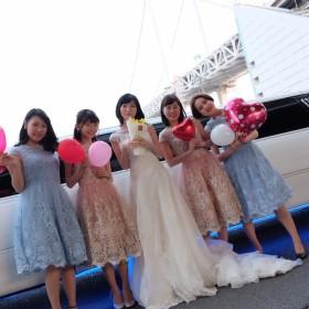 リムジン女子会 (11)