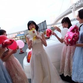 リムジン女子会 (4)