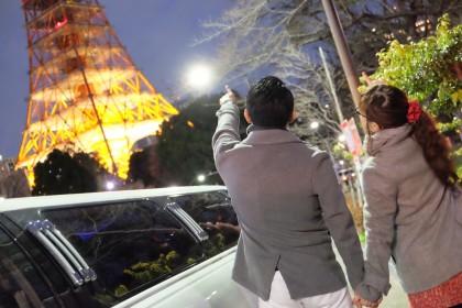東京タワー撮影穴場スポット