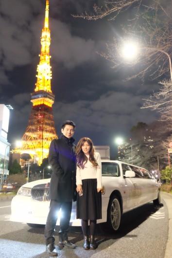 東京タワー穴場撮影スポット