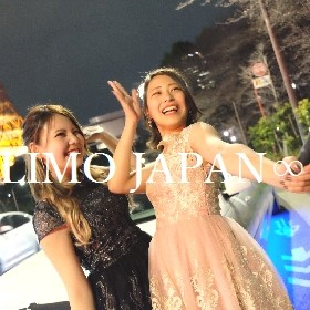 高校卒業記念リムジンパーティー|東京ナイトクルージング