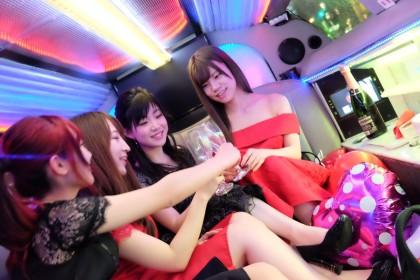 女子会東京