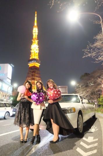 東京タワー全体