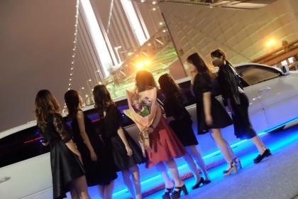 リムジンパーティー渋谷 (3)