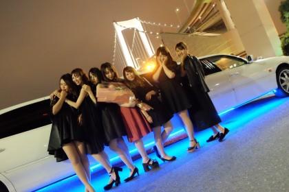 渋谷 女子会 (3)