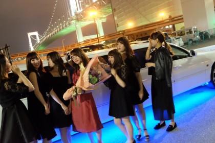 渋谷 女子会 (5)