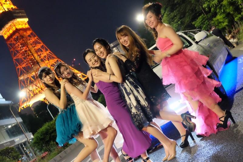 Tokyo Limousine Party
