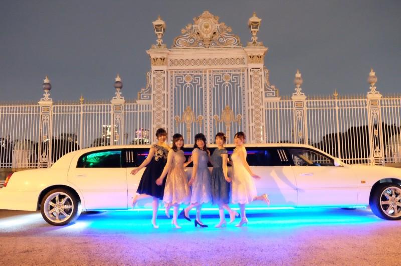 夏休み東京観光するならリムジンで巡るナイトクルージングリムジン