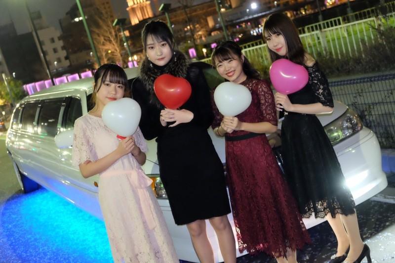 【11月20日】リムジンパーティー横浜:女子会プラン (2)