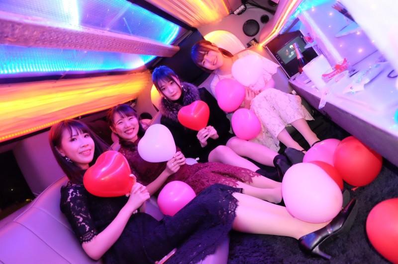 【11月20日】リムジンパーティー横浜:女子会プラン (4)