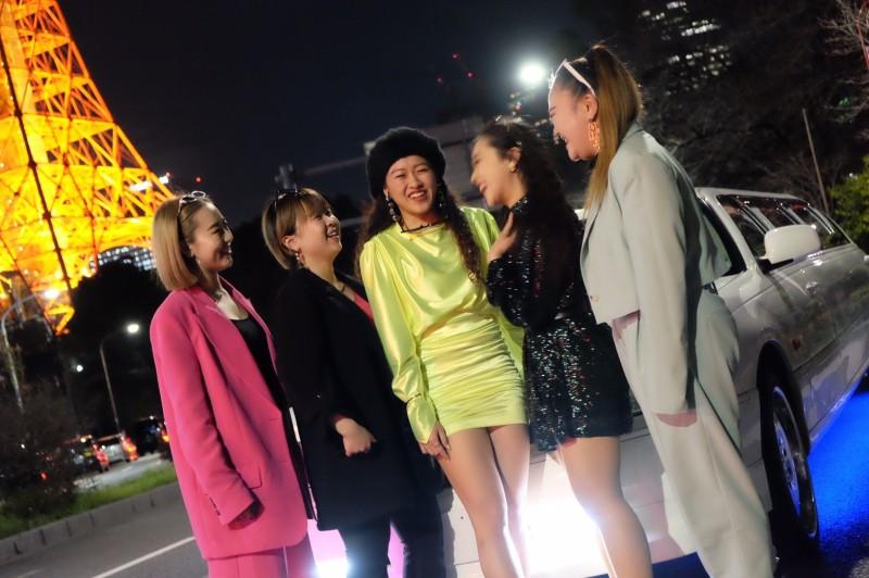 【11月21日】リムジンパーティー女子会プラン (5)
